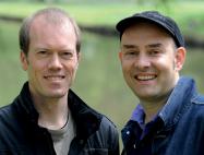 Bild Frank Raki & Christoph von Zastrow